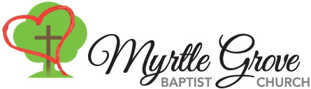 Myrtle Grove Baptist Church Retina Logo
